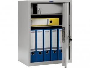 Шкаф металлический бухгалтерский ПРАКТИК SL-65Т купить на выгодных условиях в Курске