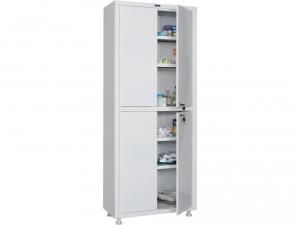 Металлический шкаф медицинский HILFE MD 2 1670/SS купить на выгодных условиях в Курске