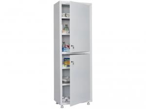 Металлический шкаф медицинский HILFE MD 1 1760/SS купить на выгодных условиях в Курске