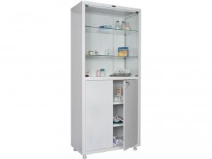 Металлический шкаф медицинский HILFE MD 2 1780/SG купить на выгодных условиях в Курске