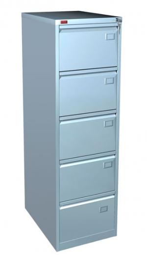 Шкаф металлический картотечный КР - 5 купить на выгодных условиях в Курске