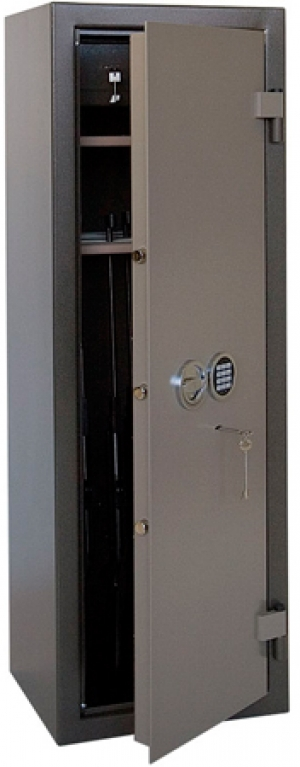 Шкаф и сейф оружейный AIKO Africa 11 EL купить на выгодных условиях в Курске