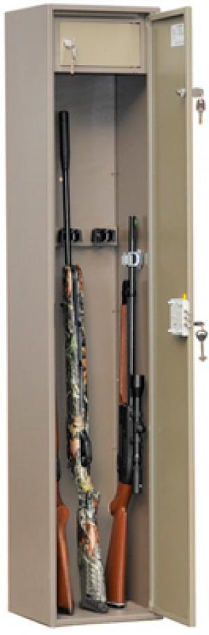 Шкаф и сейф оружейный AIKO СОКОЛ купить на выгодных условиях в Курске