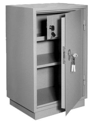 Шкаф металлический для хранения документов КБ - 011т / КБС - 011т купить на выгодных условиях в Курске