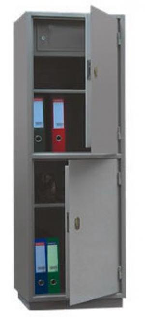 Шкаф металлический для хранения документов КБ - 032т / КБС - 032т купить на выгодных условиях в Курске