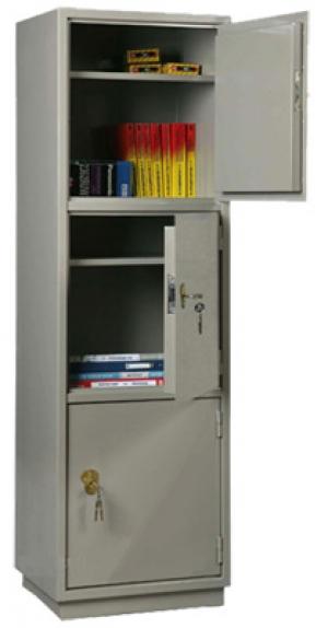 Шкаф металлический бухгалтерский КБ - 033 / КБС - 033 купить на выгодных условиях в Курске