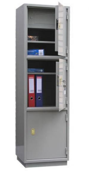 Шкаф металлический бухгалтерский КБ - 033т / КБС - 033т купить на выгодных условиях в Курске