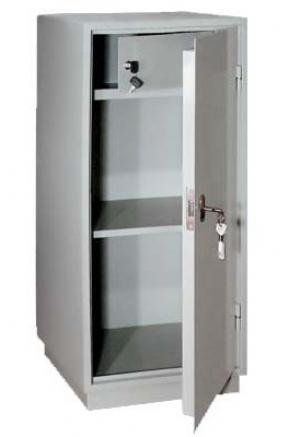 Шкаф металлический для хранения документов КБ - 041т / КБС - 041т купить на выгодных условиях в Курске