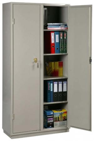 Шкаф металлический для хранения документов КБ - 10 / КБС - 10 купить на выгодных условиях в Курске