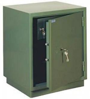 Шкаф металлический бухгалтерский КС-1Т купить на выгодных условиях в Курске