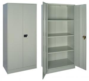 Шкаф металлический для хранения документов ШАМ - 11/400 купить на выгодных условиях в Курске