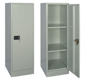 Шкаф металлический для хранения документов ШАМ - 12/1320 купить на выгодных условиях в Курске