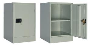 Шкаф металлический для хранения документов ШАМ - 12/680 купить на выгодных условиях в Курске