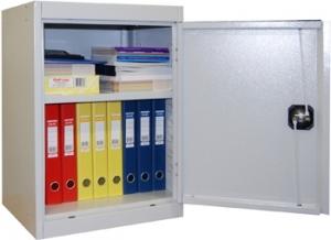 Шкаф металлический архивный ШХА-50 (40)/670 купить на выгодных условиях в Курске