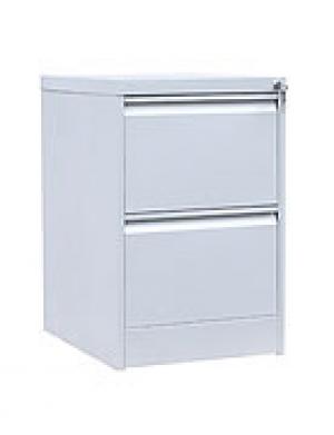 Шкаф металлический картотечный ШК-2 (2 замка) купить на выгодных условиях в Курске
