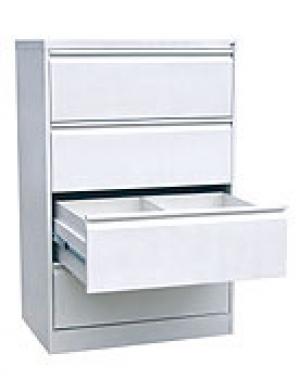 Шкаф металлический картотечный ШК-4-2 купить на выгодных условиях в Курске