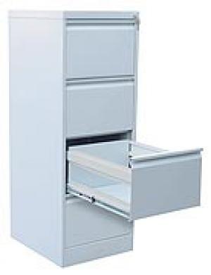 Шкаф металлический картотечный ШК-4Р купить на выгодных условиях в Курске