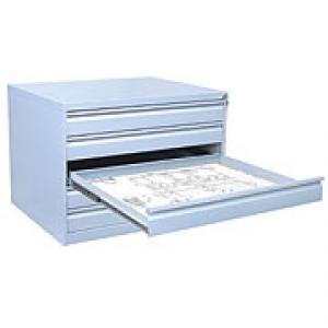 Шкаф металлический картотечный ШК-5-А1 купить на выгодных условиях в Курске
