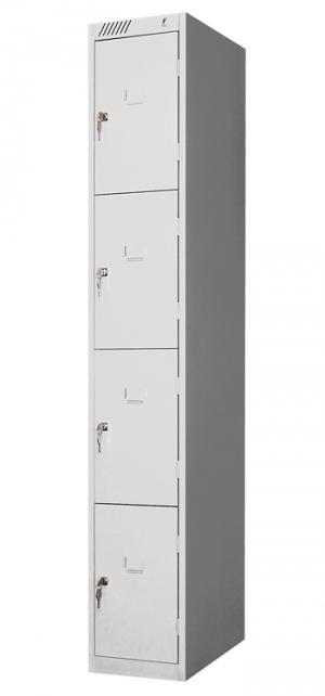 Шкаф металлический для сумок ШРС-14дс-300 купить на выгодных условиях в Курске