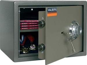 Сейф мебельный VALBERG ASM - 25 CL