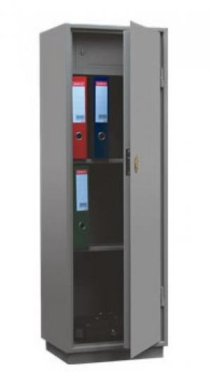 Шкаф металлический бухгалтерский КБ - 21т / КБС - 21т