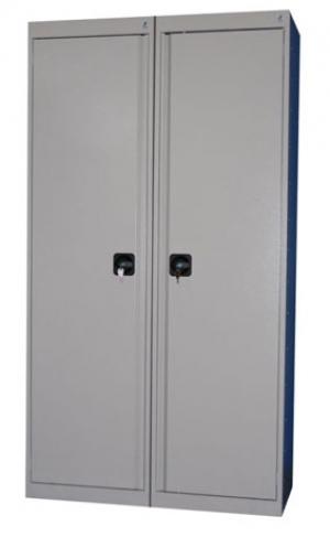 Шкаф металлический архивный ШХА-100 купить на выгодных условиях в Курске